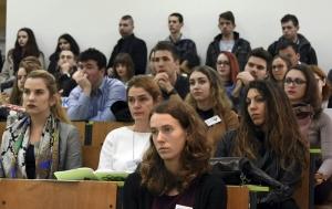 A fiatal kutatók és művészek konferenciája