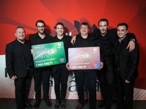A Fokos zenekar megnyerte a Döntők Döntőjét