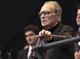 Januárban Ennio Morricone-koncert Budapesten!