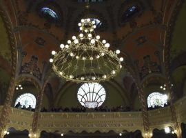 Vasárnaptól látogatható a szabadkai zsinagóga