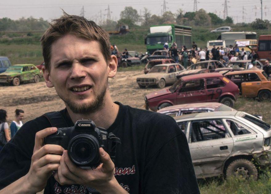 Színész a kamera mindkét oldalán