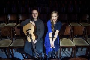 Harcsa Veronika és Gyémánt Bálint új lemeze két belga zenésszel