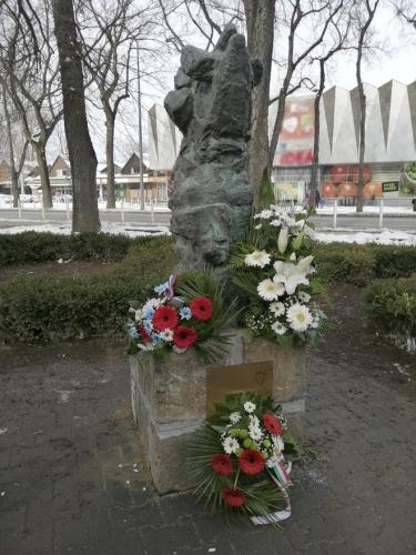 Szobrot avattak Palicson Sava Babić emlékére