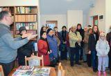 Olvasókör a közösségépítés jegyében