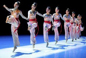 A Pekingi Táncakadémia a Müpában