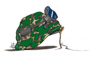 Honvédelembe bújtatott toborzás
