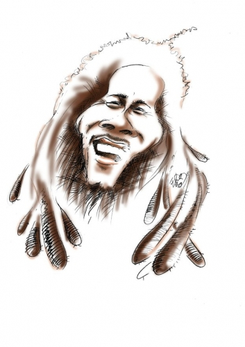 Marley, a koronázatlan rasztakirály