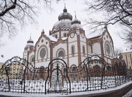 Turistacsalogató zsinagóga