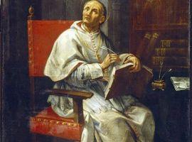 Február 21. — Damiáni Szent Péter ünnepe